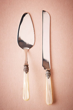 Bonaparte Serving Set