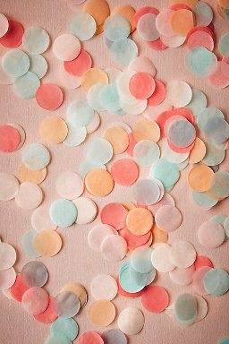 Garden Party Confetti