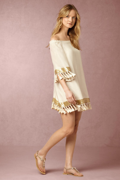 Mestiza New York Ivory Cha Cha Dress | BHLDN
