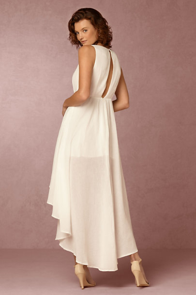 The Jetset Diaries Ivory Katja Dress | BHLDN