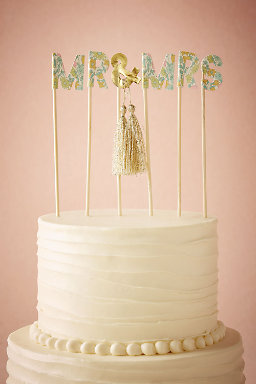 Liberty London Cake Topper
