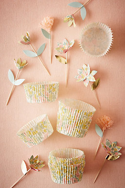 Liberty London Cupcake Kit