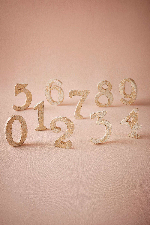 Dressmaker Numbers