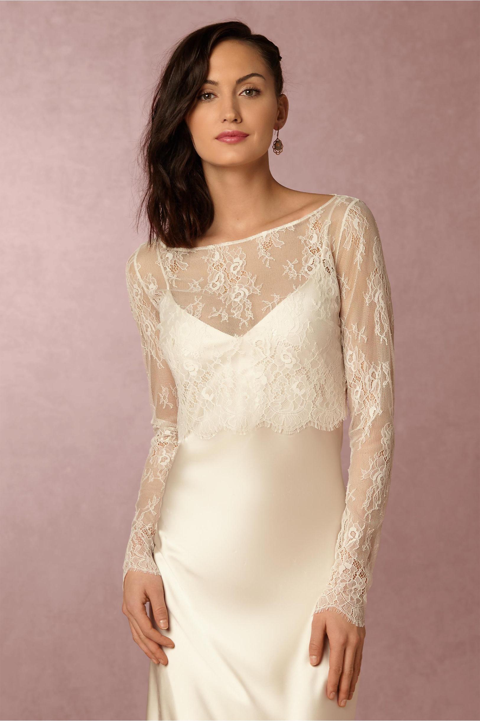 shop sale cover ups wedding dress cover Marlene Topper