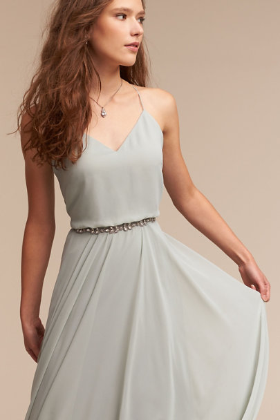 Jardin Grey Nilda Sash | BHLDN