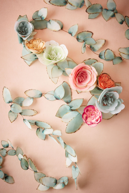 Flowerage Garland