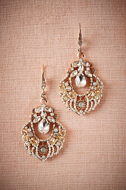 Agata Chandelier Earrings