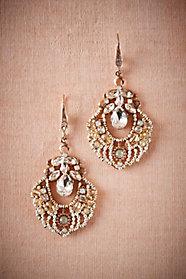 Agata Chandelier Earrings.