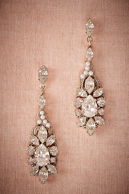 Ballroom Chandelier Earrings