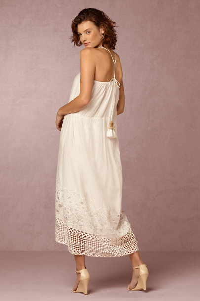 Tryb Ivory Tula Dress | BHLDN