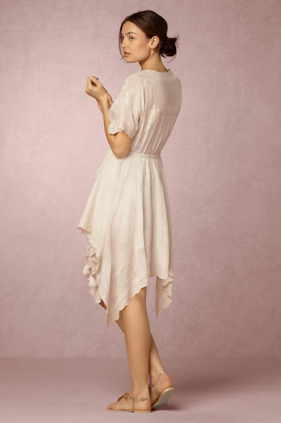 Tryb Ivory Kasia Dress | BHLDN