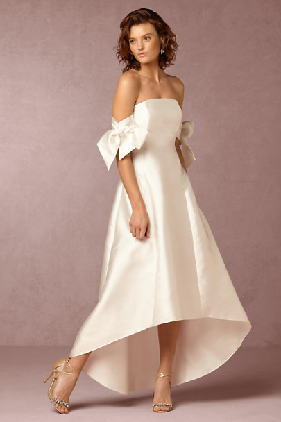 White Berlin Dress | BHLDN