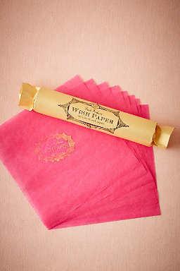 Magical Wishing Papers