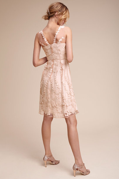 Yoana Baraschi Blush Ersalina Dress | BHLDN