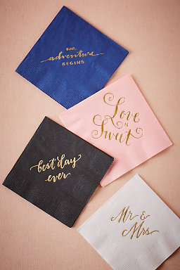 Sweet Nothings Napkins (25)