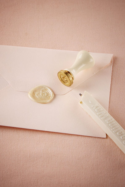 Crown Stationery Sealing Stamp | BHLDN