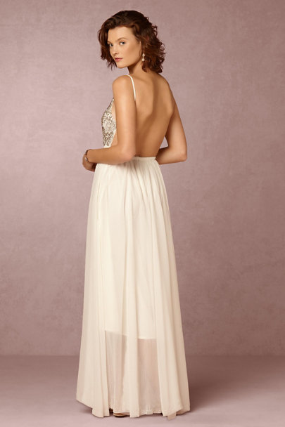 Raga Ivory Charlie Dress | BHLDN