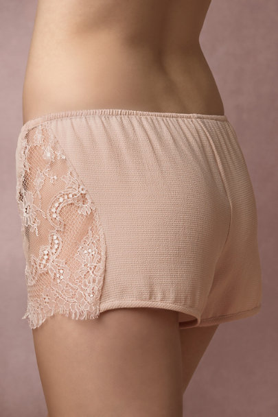 Only Hearts Rose Violetta Sleep Shorts  | BHLDN