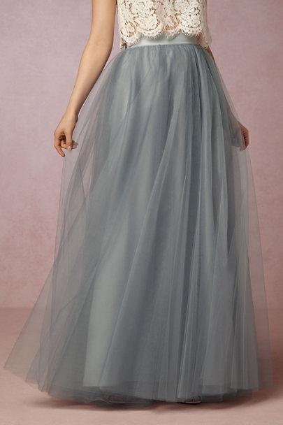 Gretta Skirt In Bride Bhldn