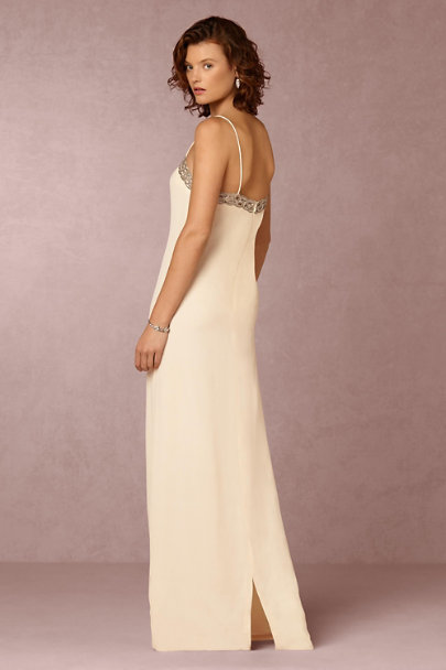 Hoss Ivory Nora Dress | BHLDN
