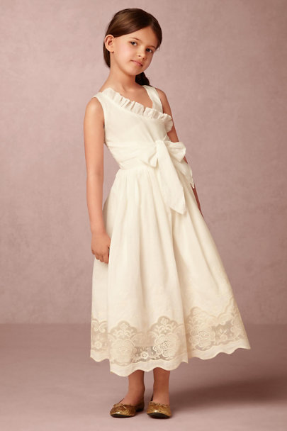 Ivory Haley Dress | BHLDN