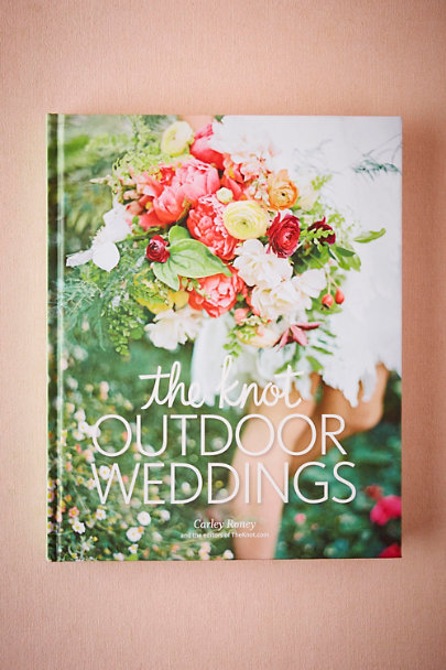 Green The Knot: Outdoor Weddings | BHLDN