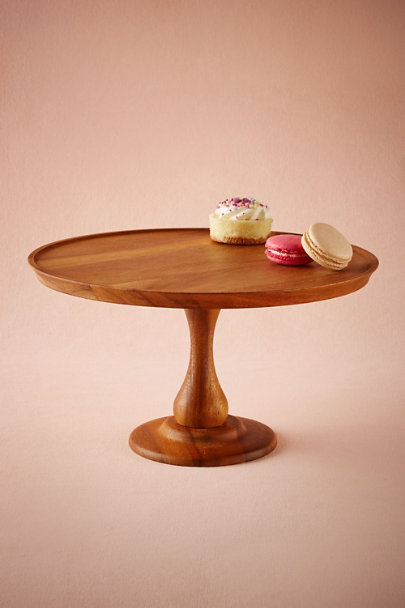 Brown Walden Cake Stand | BHLDN