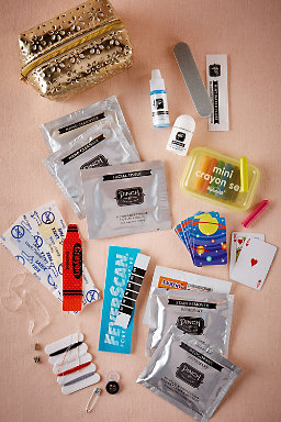 Mini Emergency Kit for Moms