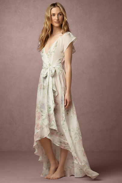 Homebodii Multi Midsummer Robe | BHLDN