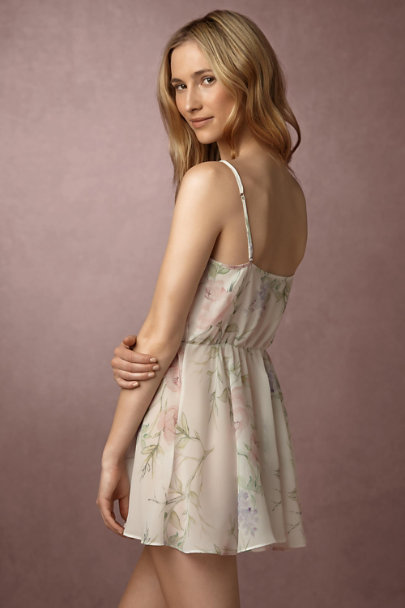 Homebodii Multi Midsummer Nightie | BHLDN