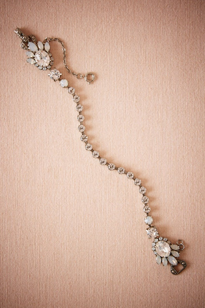 Sorrelli Silver and Opal Irina Bracelet | BHLDN
