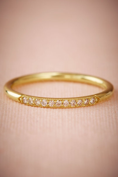 ILA Yellow Gold Creada Ring  | BHLDN