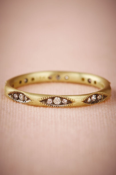 ILA Antique Gold Clara Ring  | BHLDN