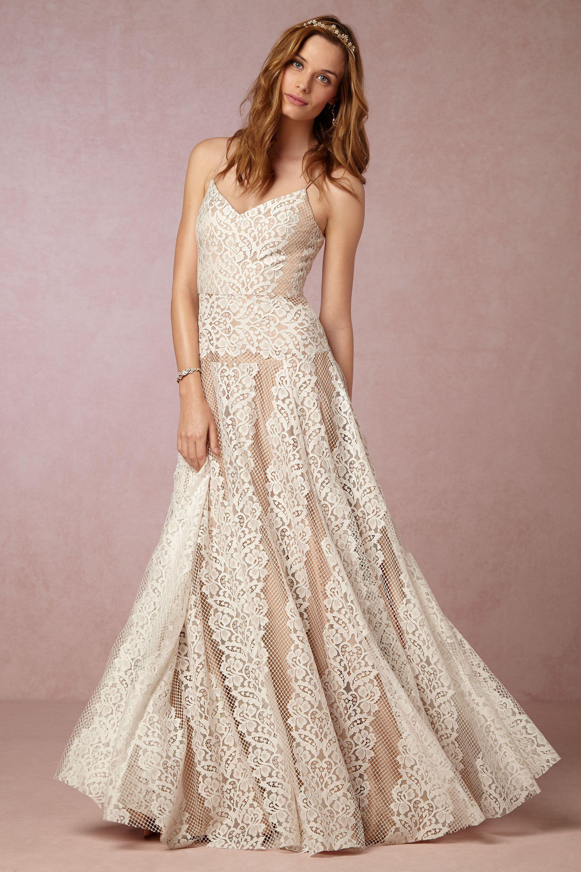 Wedding Gown larkin gown in sale wedding dresses bhldn ivorylatte bhldn