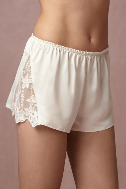 Farrah shorts in bride bhldn for What undergarments for wedding dress shopping