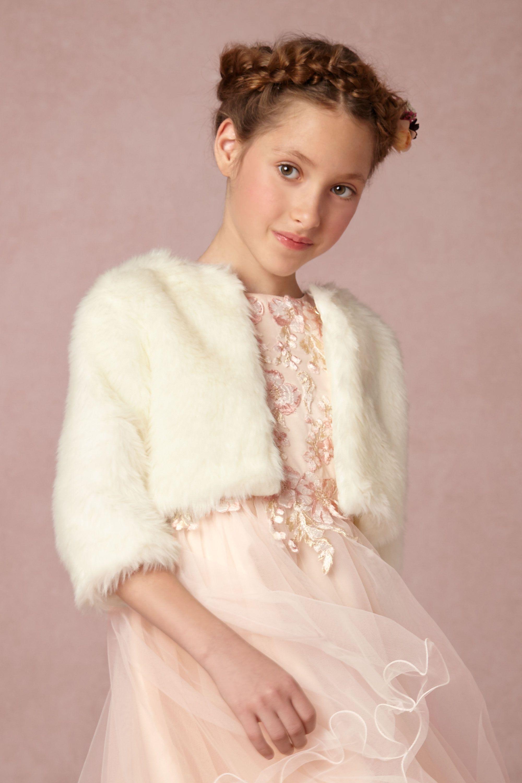 Lonnie Fur Jacket