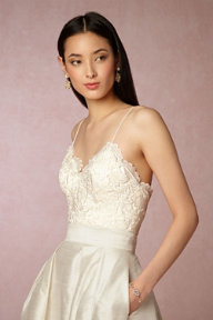 Build Your Own Wedding Dress  Bridal Separates  BHLDN