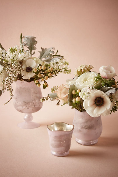 Light Mauve Eventide Vessels | BHLDN
