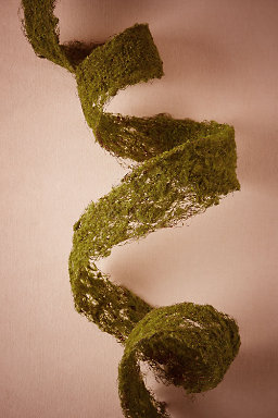 Moss Twinned Ribbon