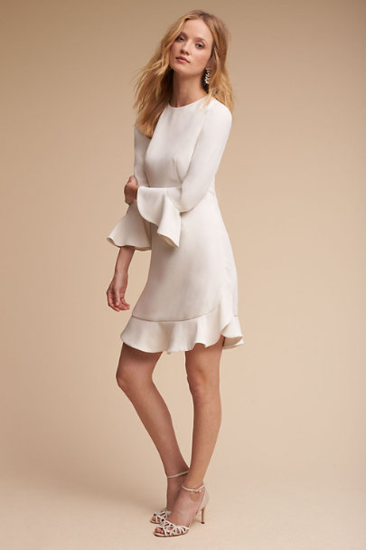Jill Jill Stuart Off White Jenny Dress | BHLDN