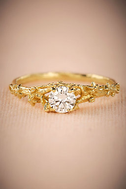 Vigne Diamond Ring