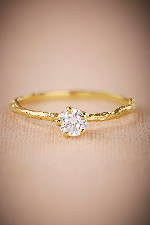 Branchette Diamond Ring