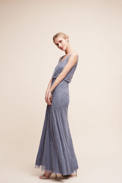 Adrianna Papell Hydrangea Brooklyn Dress | BHLDN