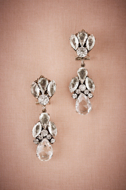 Radà Silver Brielle Drop Earrings | BHLDN