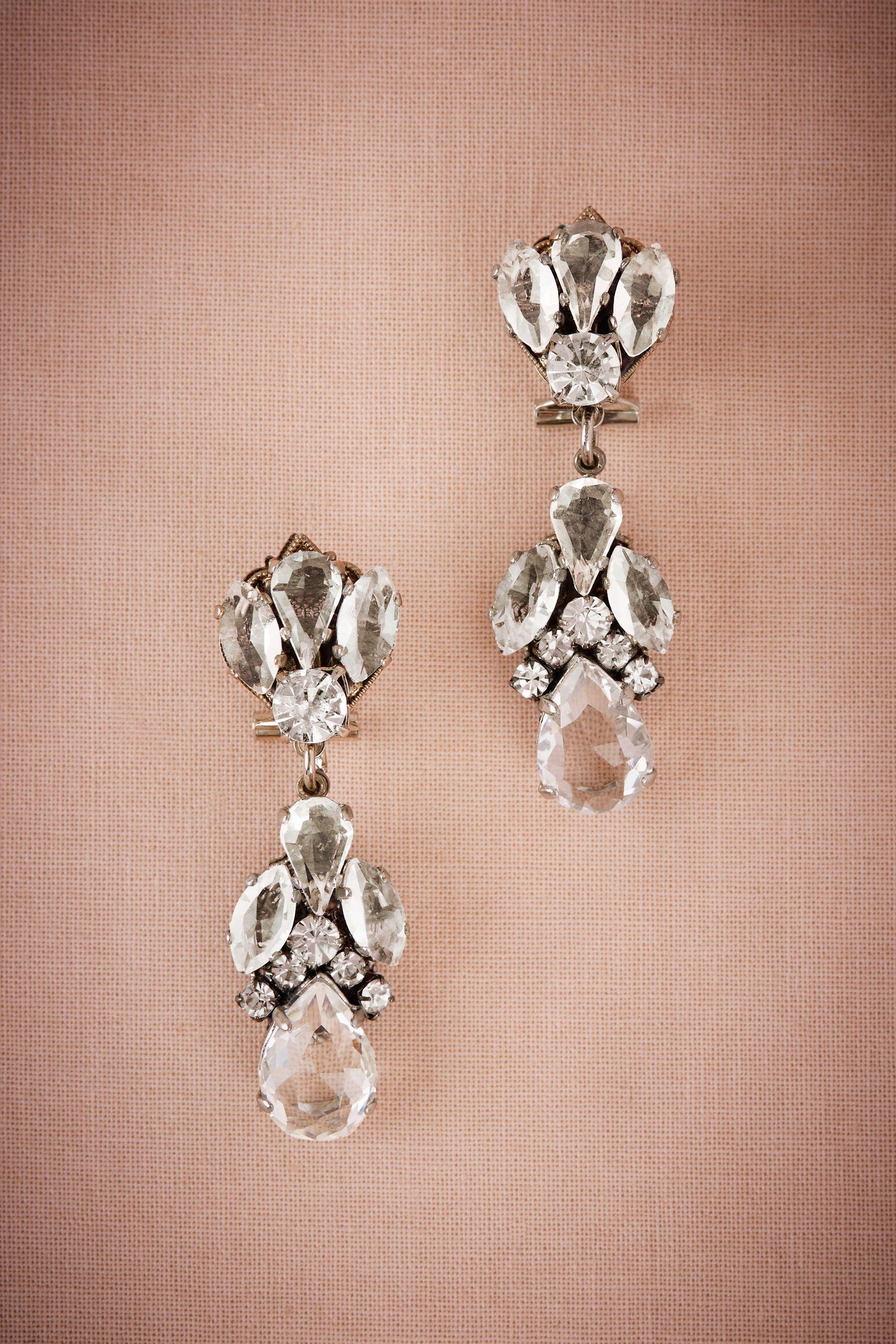 Brielle Drop Earrings