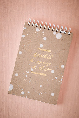 Until I Say I Do Journal