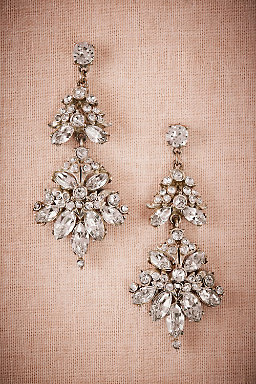 Volant Chandelier Earrings