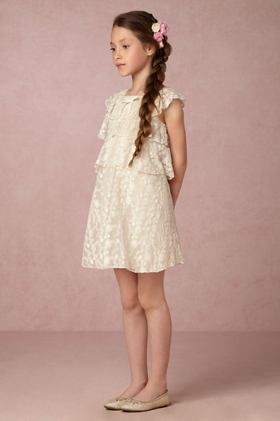 Cream Maggie Dress | BHLDN