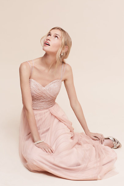 Watters Rosewood Isadore Dress | BHLDN