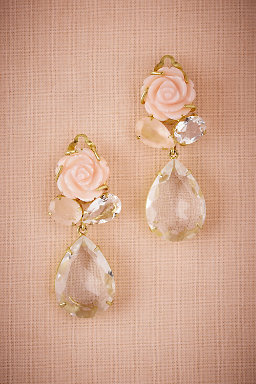 Rosella Quartz Drop Earrings